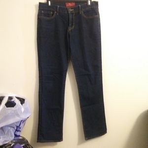 Lucky brand sweet in straight denim jeans